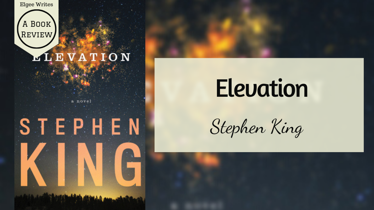 Elevation Stephen King review featured
