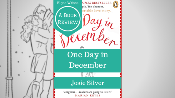 Featured image One day in December- A book review