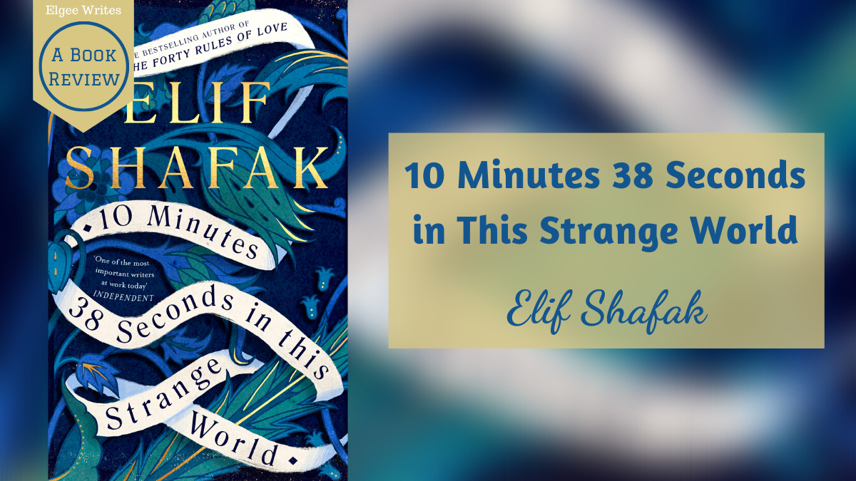 Featured image 10 Minutes 38 Seconds in This Strange World - A book review