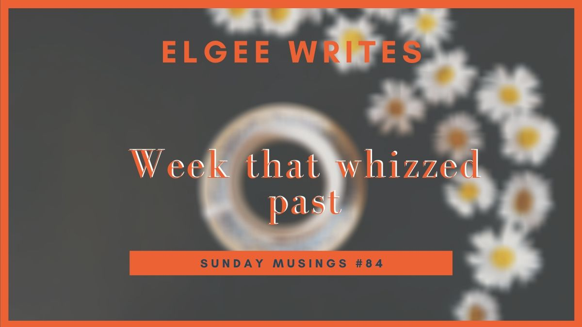 Pinterest: Week that whizzed past
