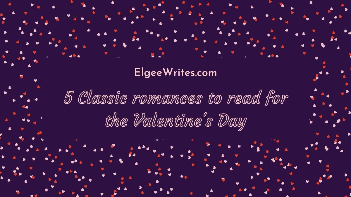 Valentine's day classic romances featured