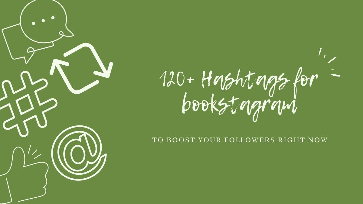 Hashtags for bookstagram Featured