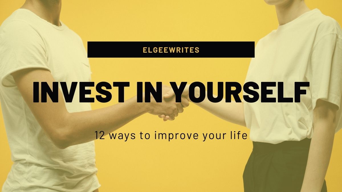 Invest in yourself Featured