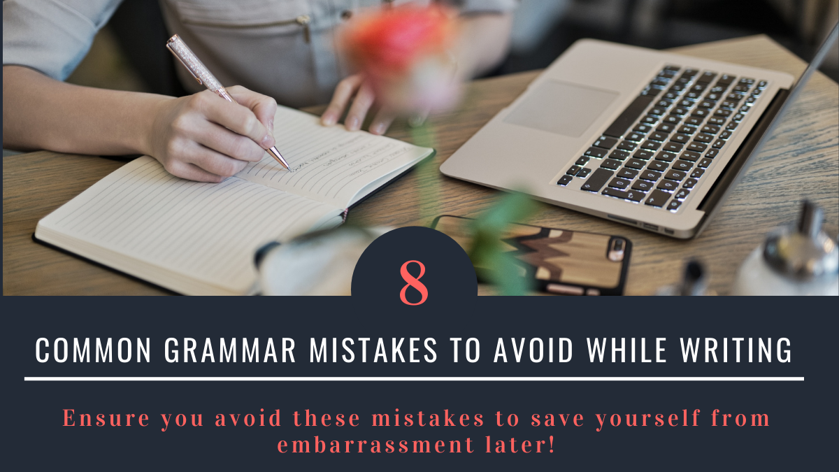 Common grammar mistakes in writing Featured